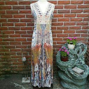 Apt 9 Gorgeous, Colorful And Comfy Dress Size S